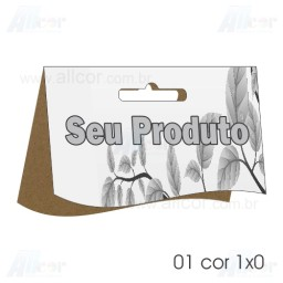 Solapa / Expositor 100x70mm - 01 cor F32 11004