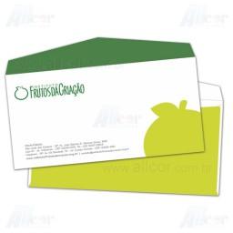 Envelope Ofício - 4x0 - sulfite 90g - F6 10566