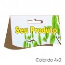 Solapa / Expositor 100x70mm colorido F32 11030